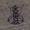 איירוולף מלמעלה - צילום - שטאובר